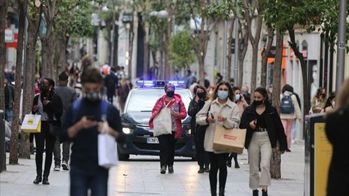 La población de Madrid capital bajó en 2020 por la Covid tras cinco años de subidas