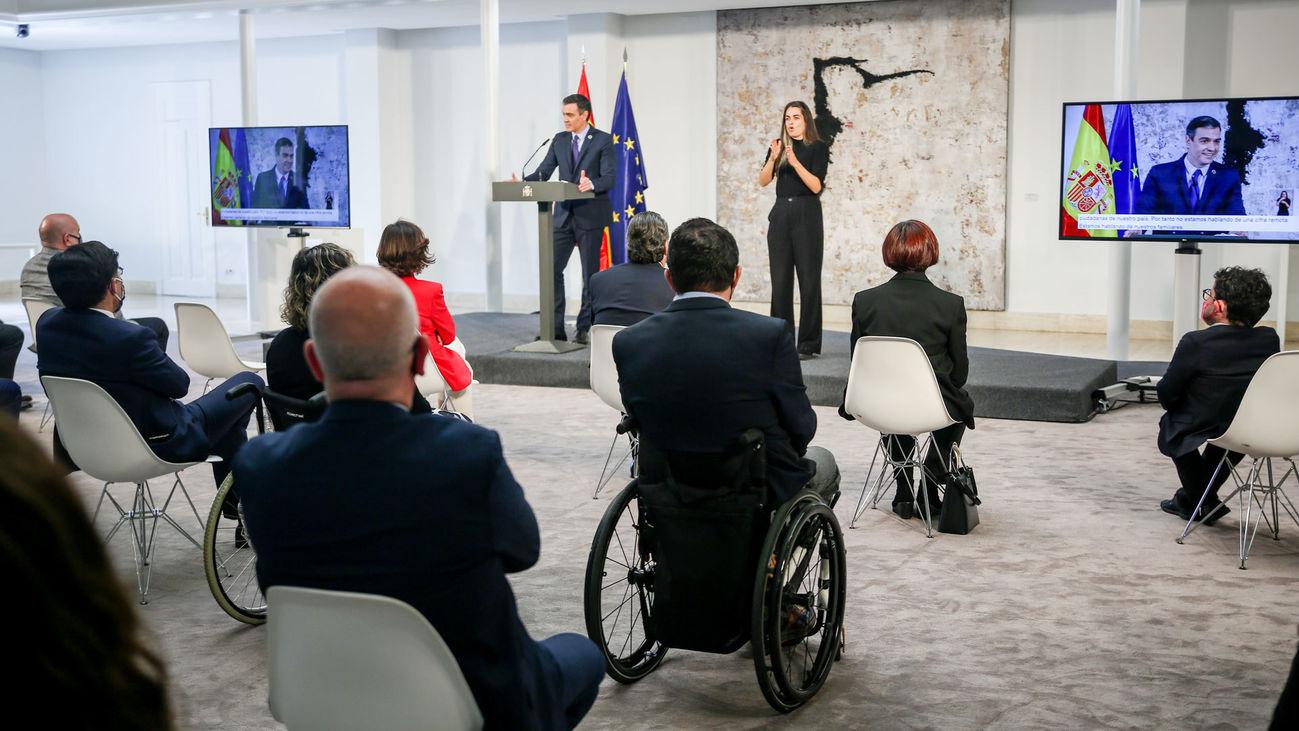 """La Constitución cambia el término """"disminuido"""" por """"persona con discapacidad"""""""