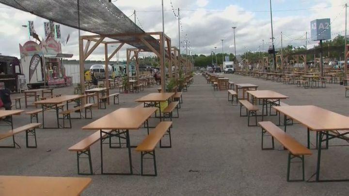 La Feria de San Isidro se suspende temporalmente