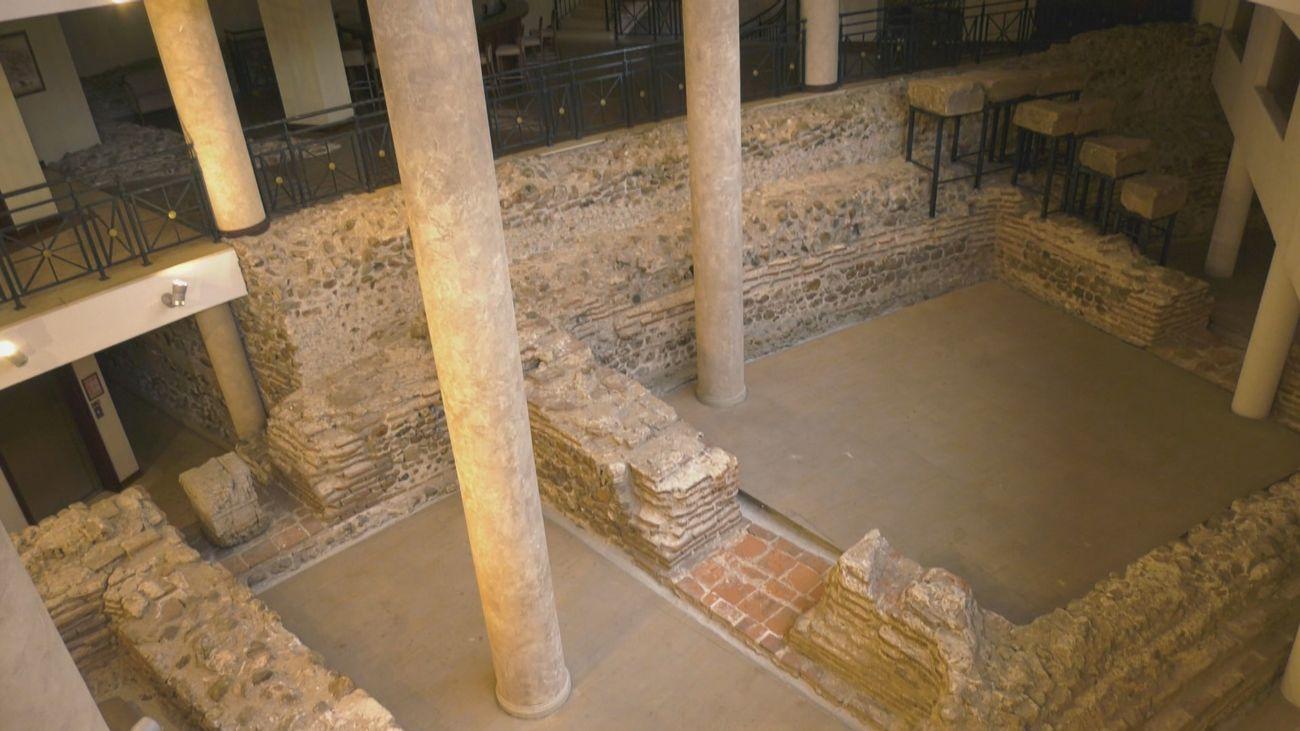 Serdica, la antigua ciudad Romana de Sofía
