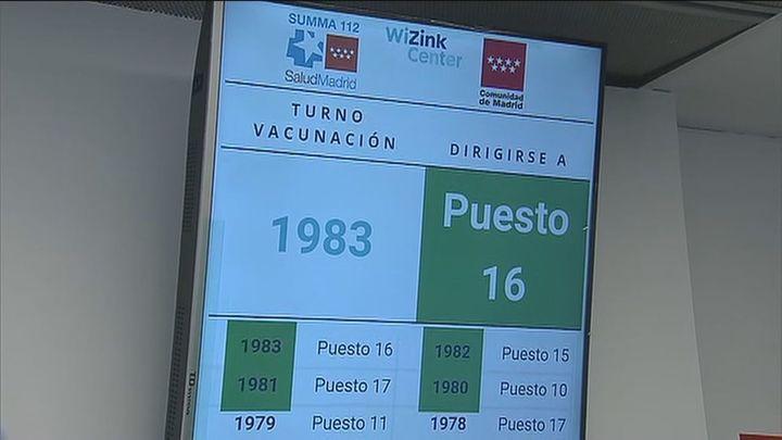 España administra 611.767 dosis de vacunas en 24 horas, nuevo récord diario