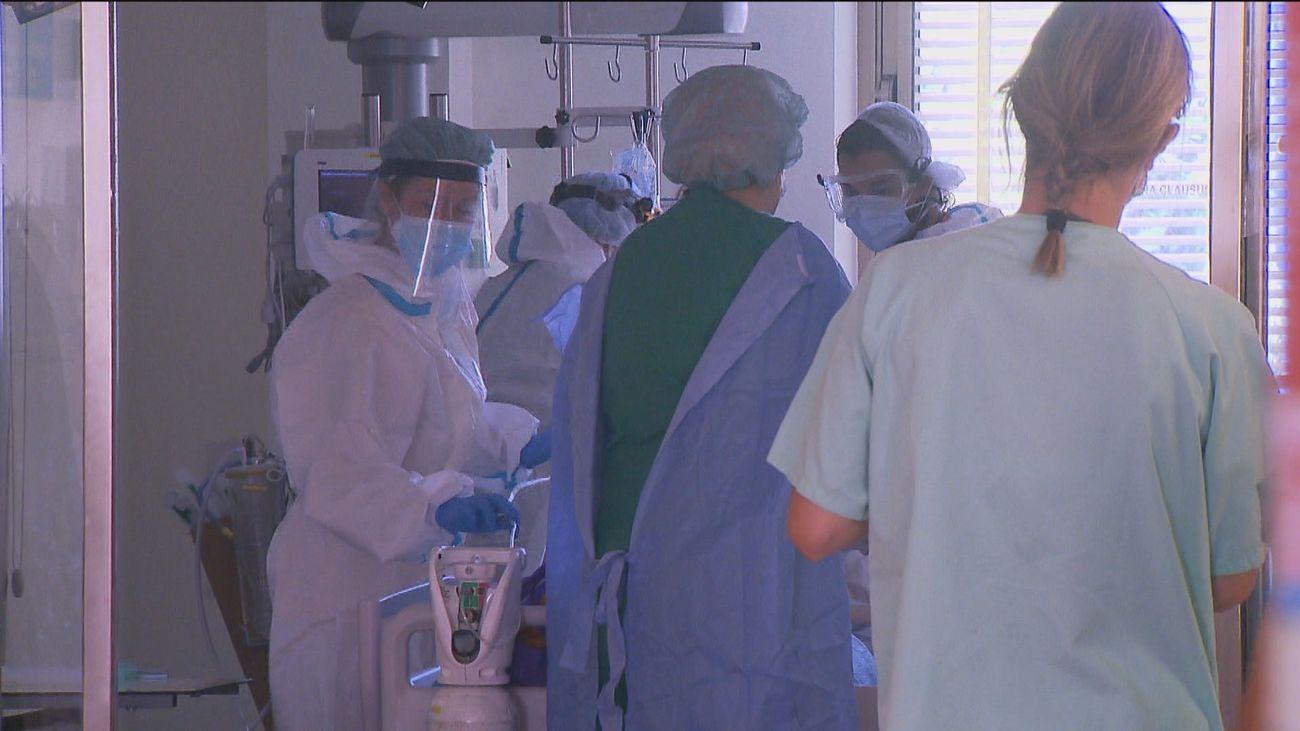 Sanidad notifica 6.347 nuevos casos y 58 muertes
