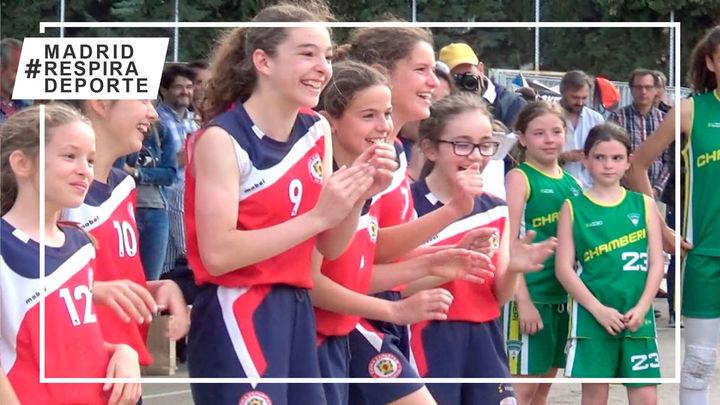 Vuelve la Pequecopa a Madrid con más de 60 colegios