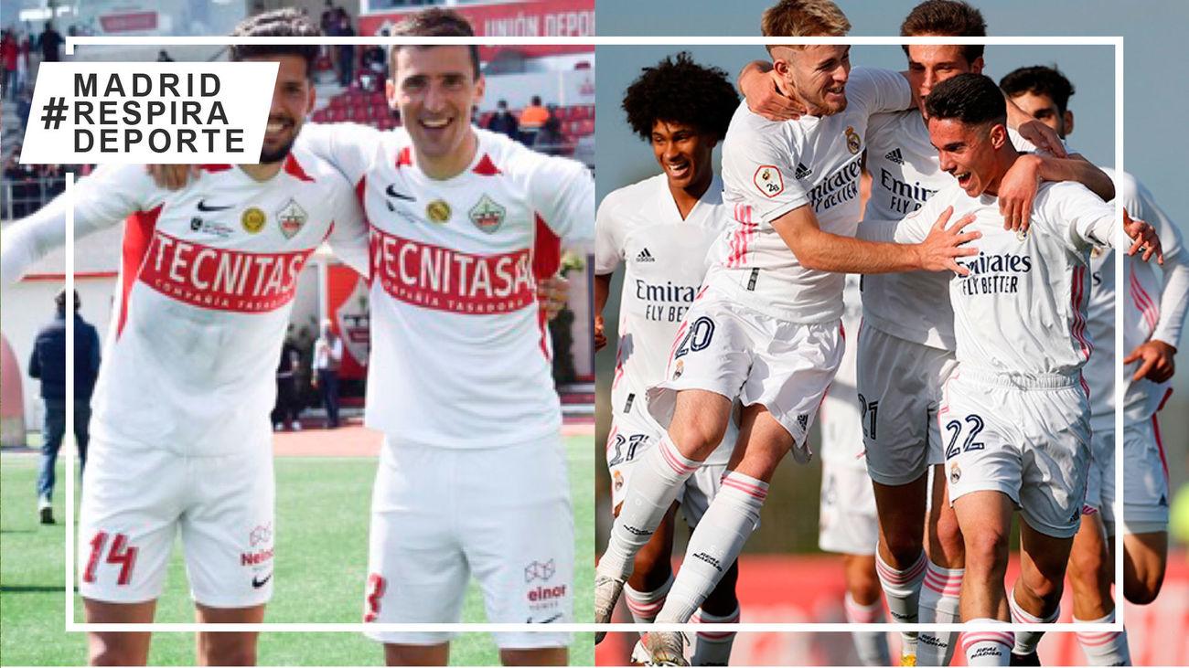 Sanse y Castilla buscan el ascenso a Segunda