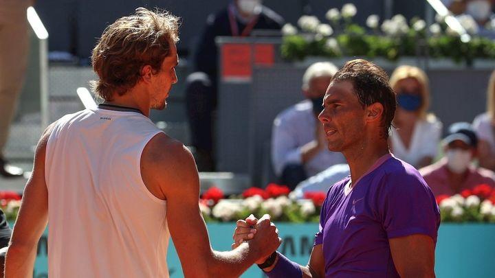 Nadal se toma la revancha de Zverev y se planta en semifinales en Roma