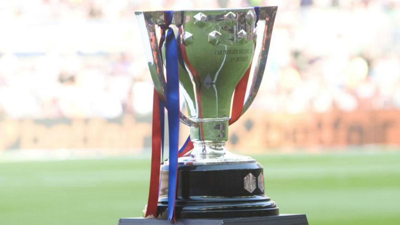 Copa de campeón de Liga