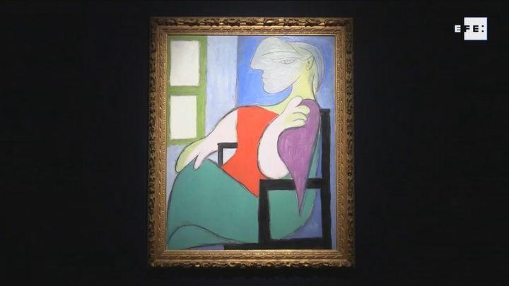 Un retrato de Picasso supera los 103 millones de dólares en una subasta de Christie's en Nueva York