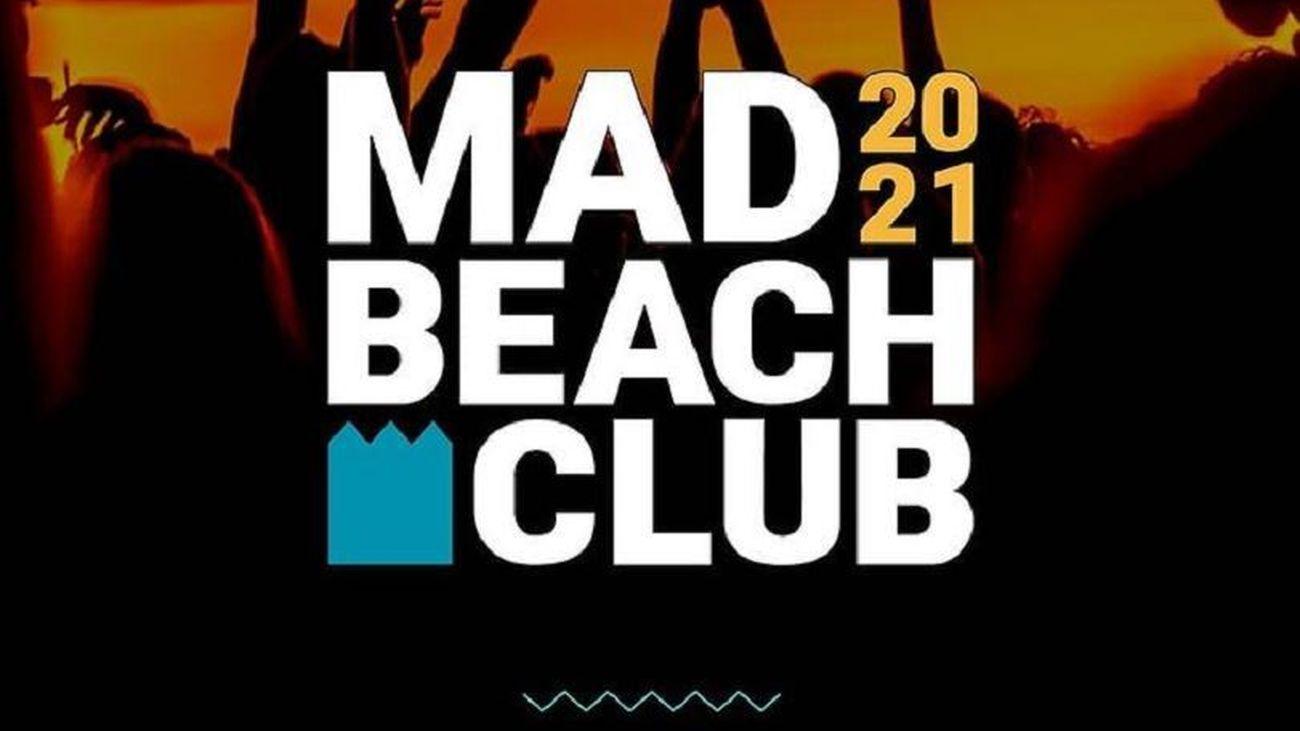 Nace MadBeach Club, que llevará en junio a Puerta del  Angel música en directo, shows y actividades deportivas