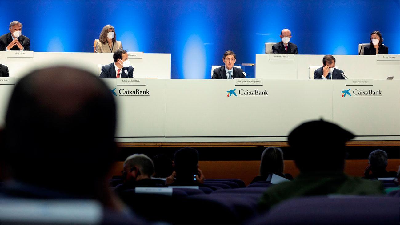 Junta general ordinaria de accionistas de CaixaBank