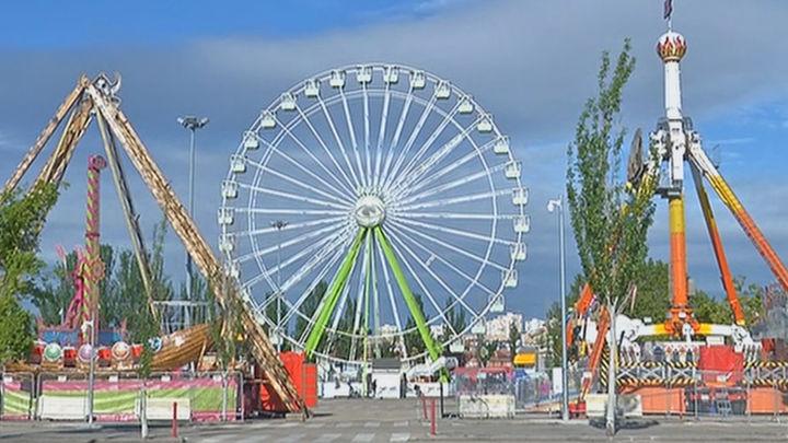 La Feria de San Isidro en Ifema abrirá este viernes tras solventar los problemas técnicos