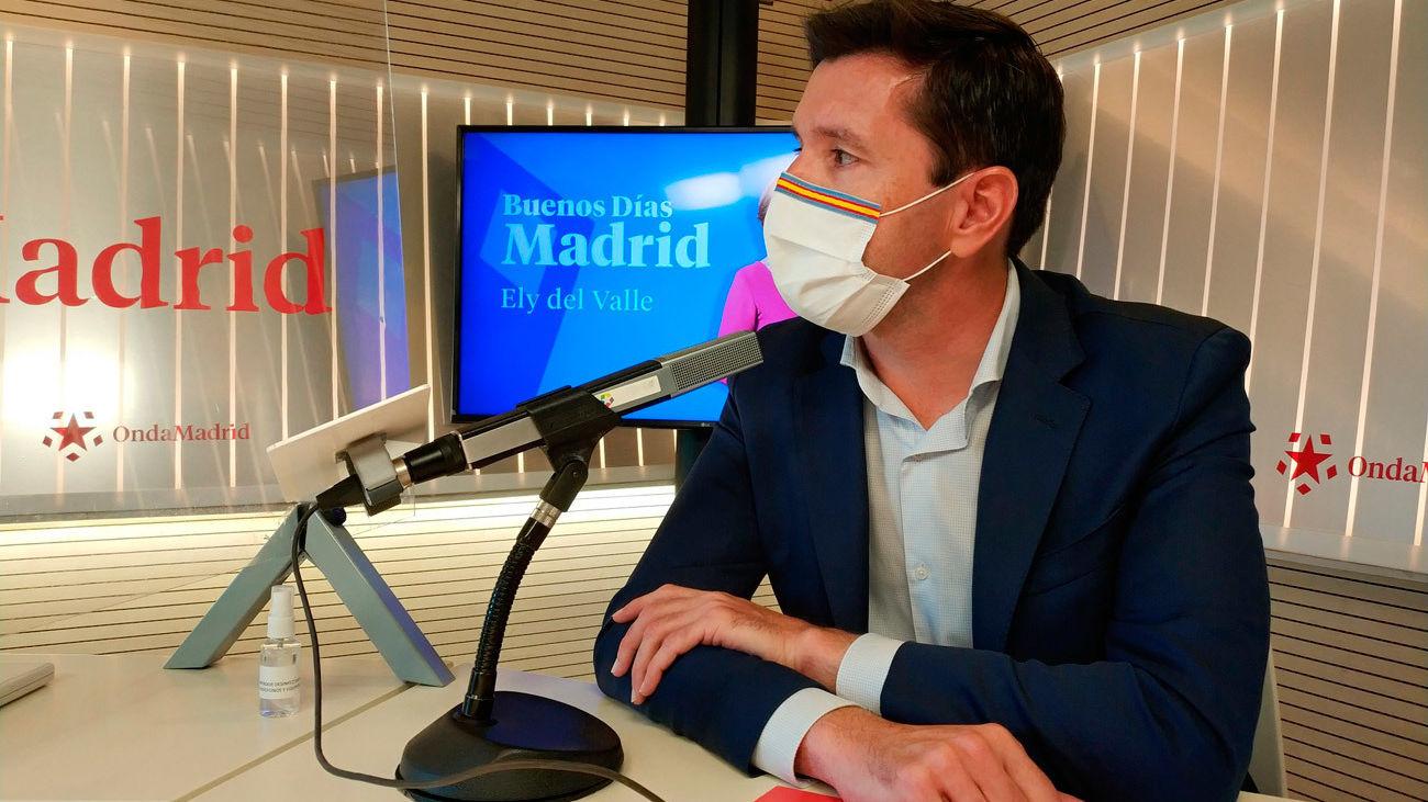 El lado más humano de... Santiago Villena, alcalde de Valdemorillo