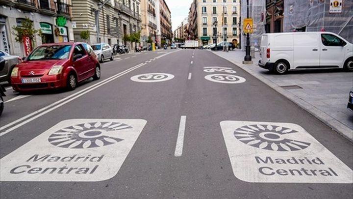 Sin seguridad jurídica, mejor no entrar en Madrid Central
