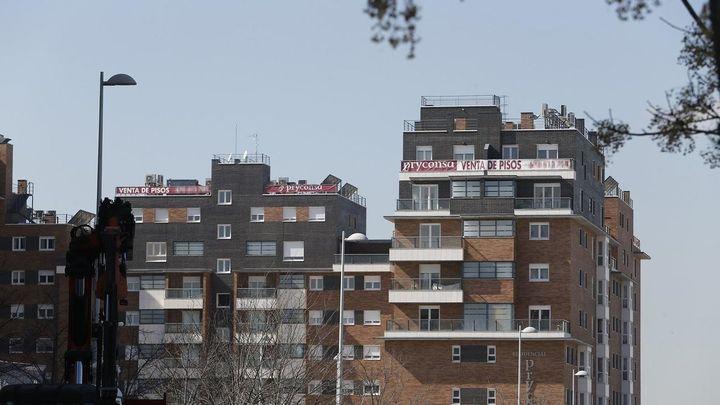 La compraventa de vivienda se anima en Madrid