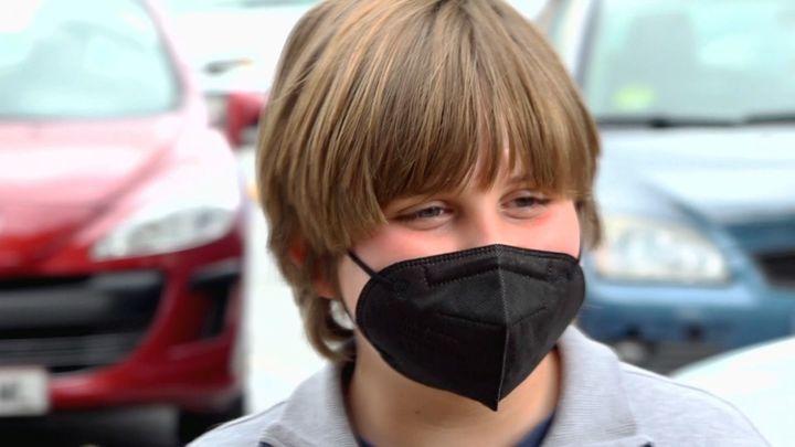 La emotiva sorpresa a un niño de 11 años en Metro de Madrid