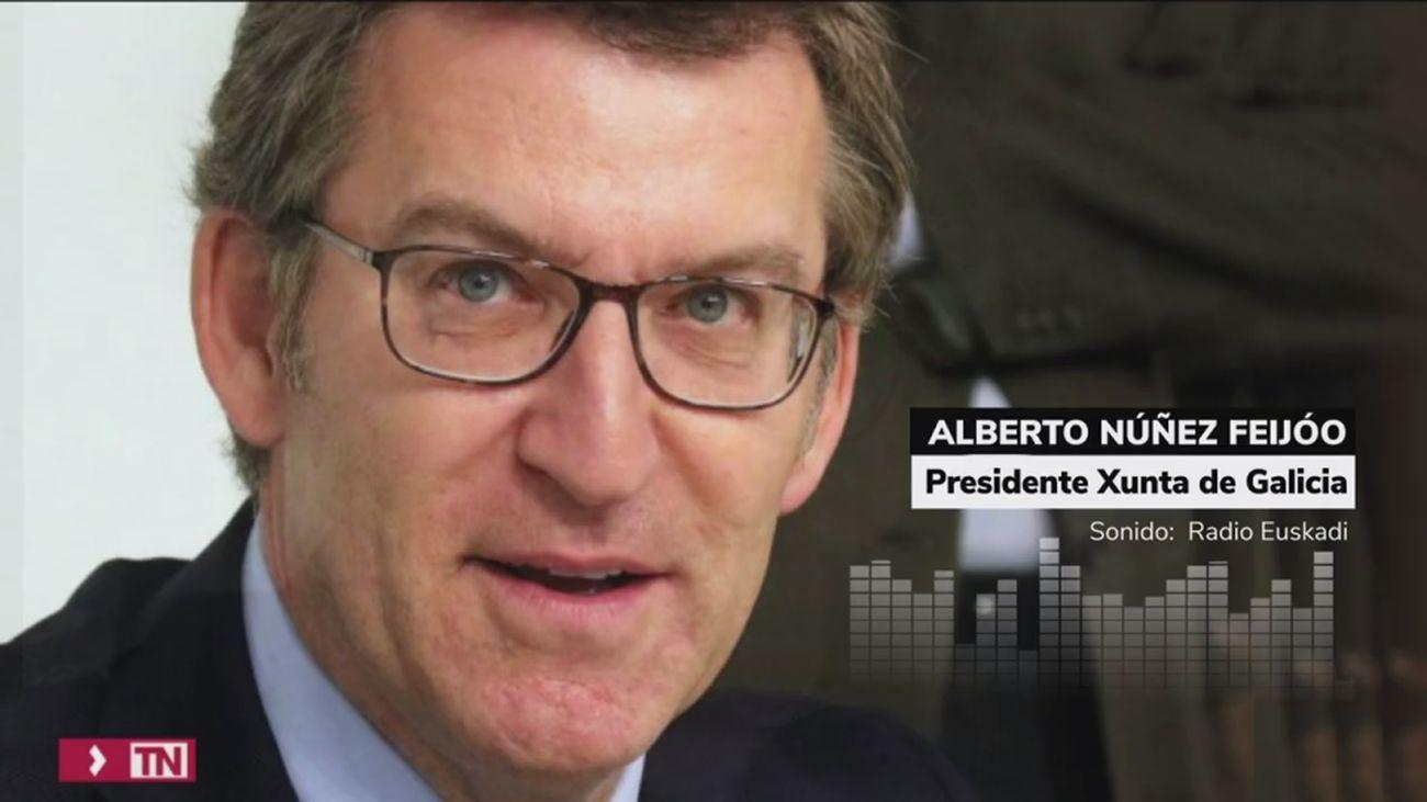 """Feijoó pide """"un cambio de ciclo político"""" con """"una política más occidental, más europea"""""""