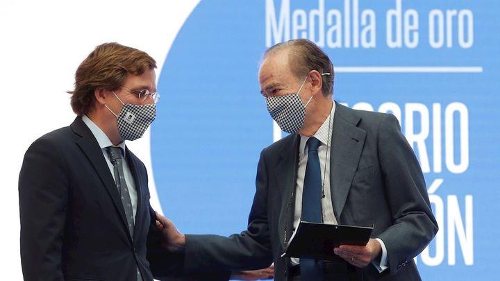 Gregorio Marañón reelegido presidente del Teatro Real