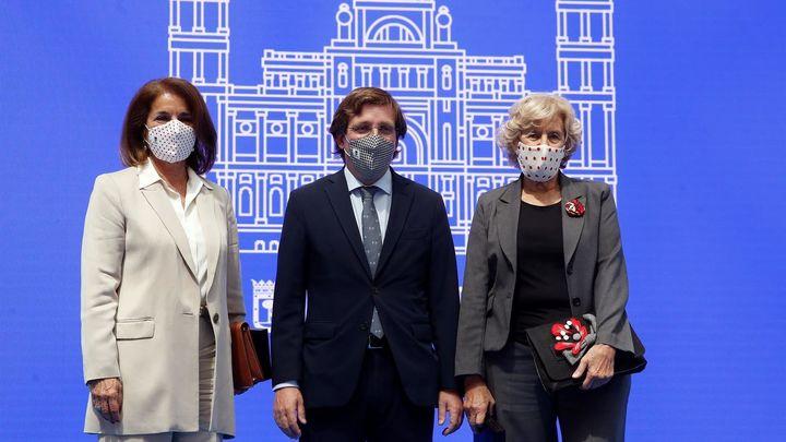 Un San Isidro de concordia y precaución ante la pandemia en las declaraciones de los políticos