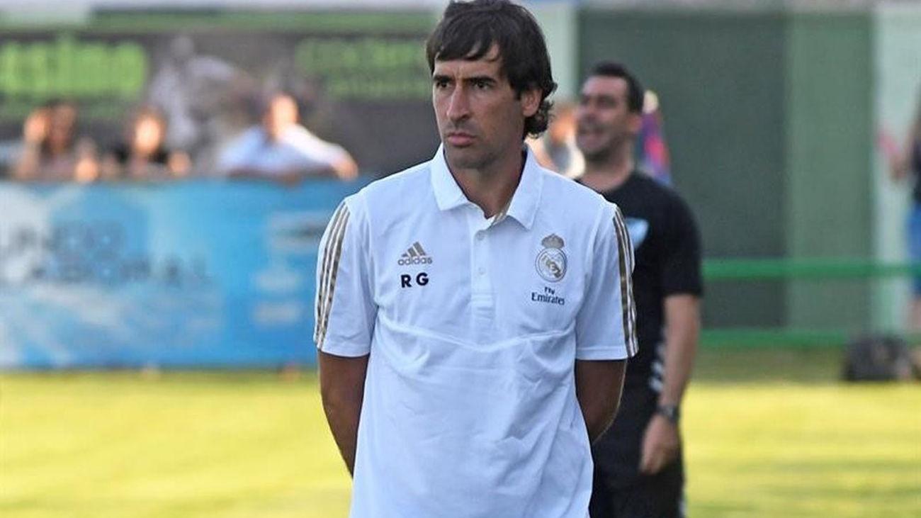 """Raúl: """"Soy un empleado. No es el momento de hablar del futuro de nadie"""""""