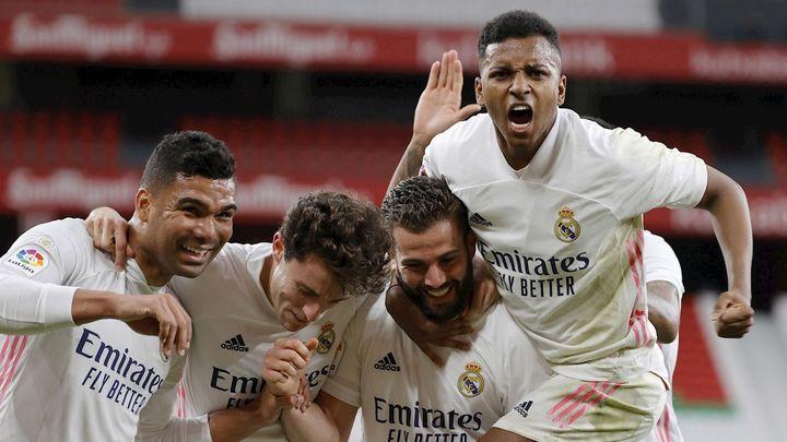 0-1. Nacho mantiene vivas las opciones de título del Real Madrid