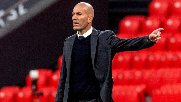 """Zidane: """"Estamos vivos y vamos a pelear hasta el último minuto"""""""