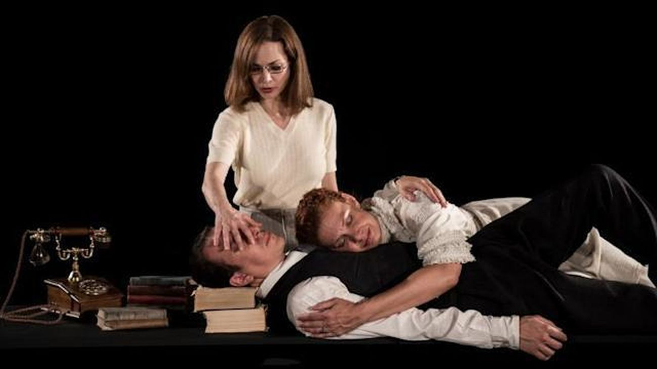 La relación entre Pedro Salinas y Katherine Whitmore, hasta el 23 de mayo en el Teatro Español