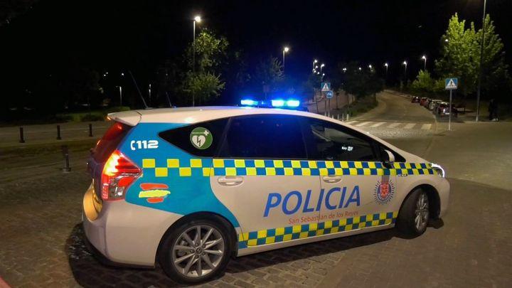 Acompañamos a la Policía Local de San Sebastián de los Reyes en un patrullaje nocturno