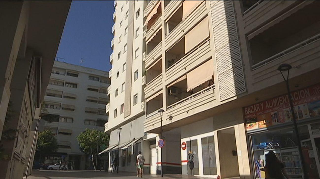 Un selfi detrás de la muerte de una turista noruega desde un noveno piso en Marbella