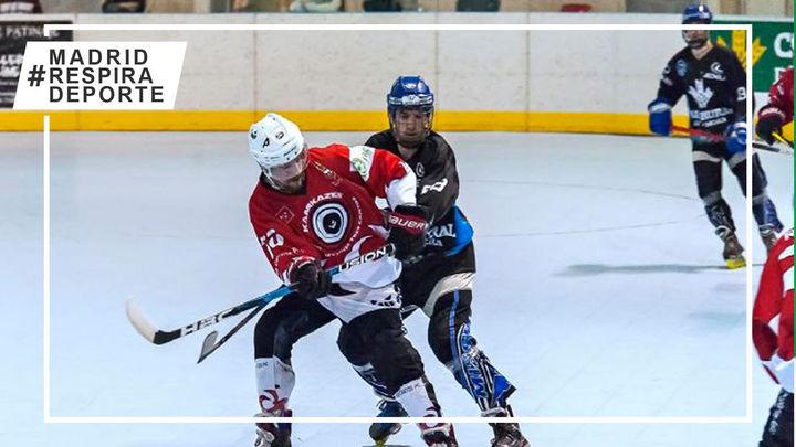 Tres Cantos impugna la final de la liga de hockey línea masculino tras quedar subcampeón