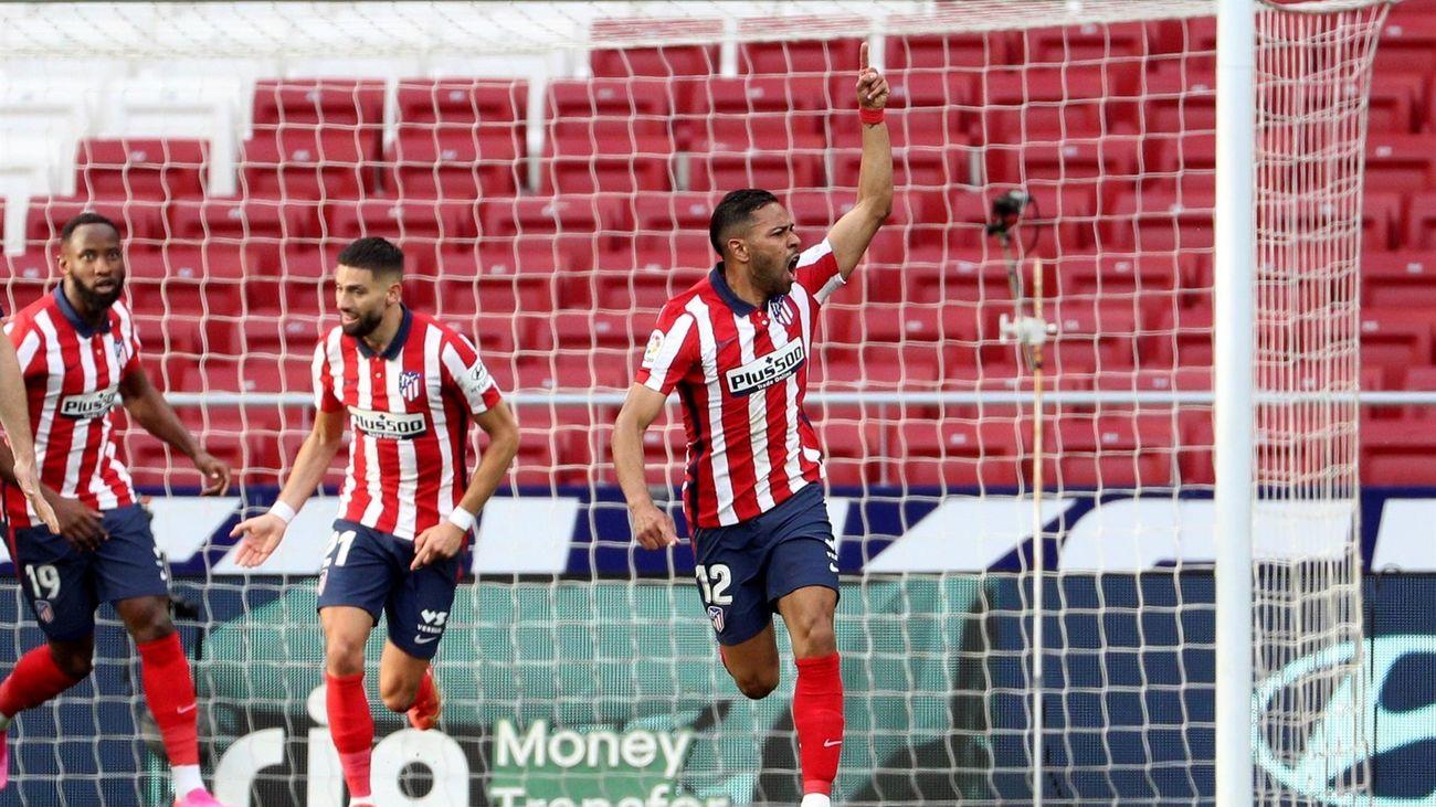 Este sábado un equipo madrileño será campeón de la Liga de fútbol