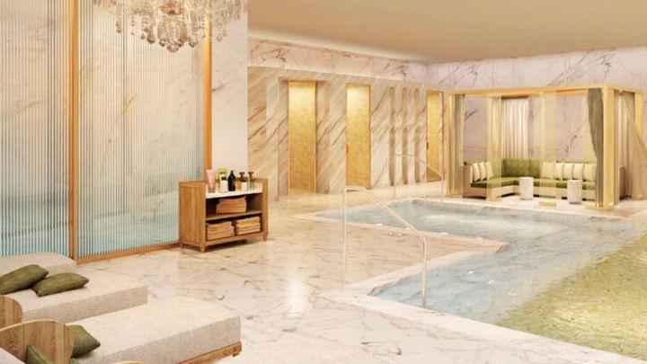 El SPA más lujoso de Madrid abre sus puertas en el hotel Ritz