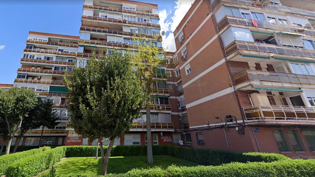 Viviendas del barrio de El Arroyo, en Fuenlabrada