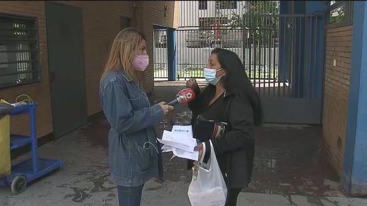 Vecinos problemáticos en el Ensanche de Vallecas: ponen candados y cortan la luz de la finca