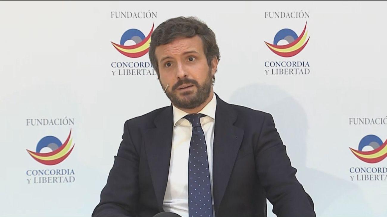 """El PP dice que el Gobierno """"ha entrado en vía muerta"""""""