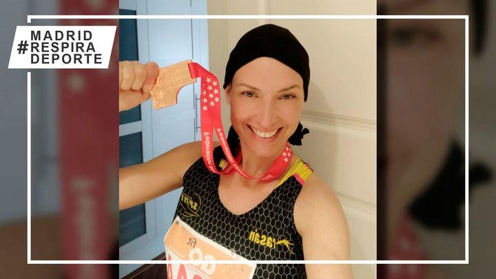 Beatriz Morillo, el deporte como terapia contra el cáncer