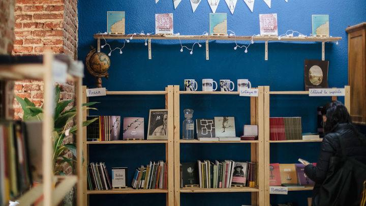 Nace en Madrid 'La Imprenta': librería, editorial independiente y espacio de intercambio cultural