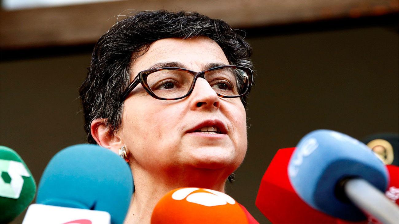 """Laya traslada a la embajadora marroquí  su """"disgusto"""" por la crisis en Ceuta mientras Rabat llama a consultas a su embajadora"""