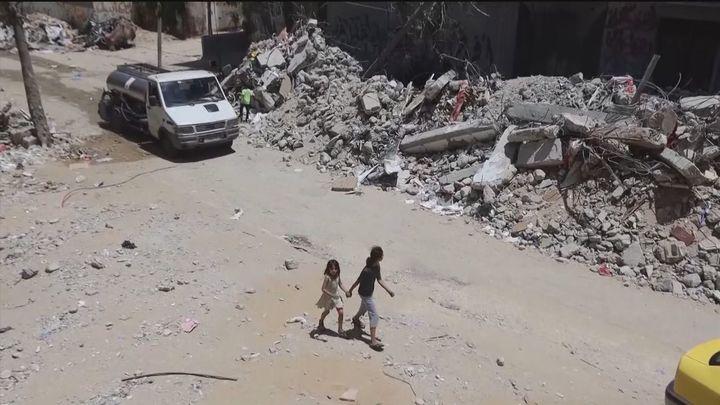 Sesenta niños han muerto en la última semana en Gaza e Israel, según Save the Children