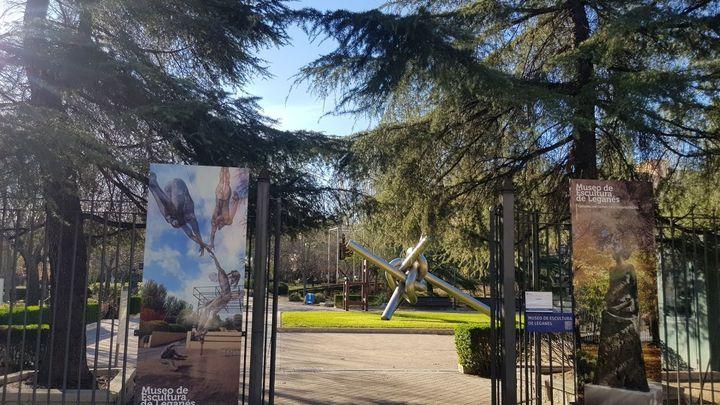 Leganés organiza una visita al Museo de Escultura de la localidad para sus  vecinos