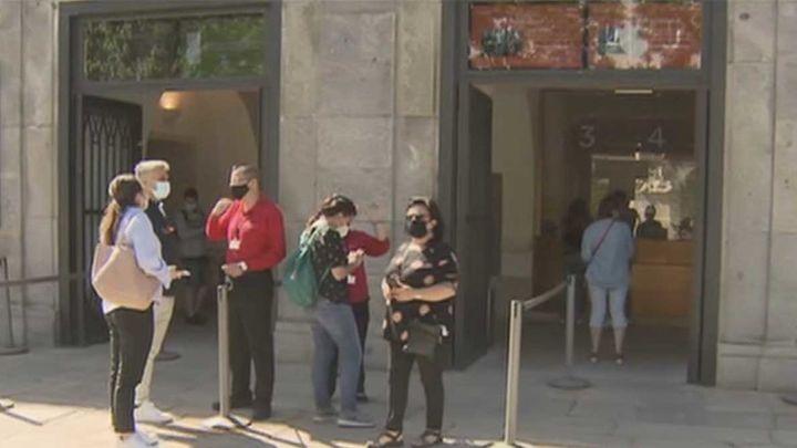 Los museos madrileños celebran su día grande con entradas gratis y actividades con aforo reducido