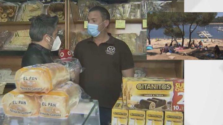 Los municipios y hosteleros del pantano de San Juan exigen que se restablezca el baño prohibido por la Comunidad