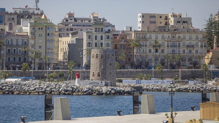 Más de la mitad de los estudiantes de Ceuta no acude a clase y muchos negocios no abren