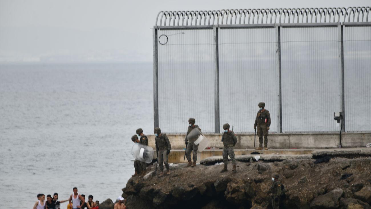 Bruselas recuerda a Marruecos que Ceuta es frontera de la Unión Europea