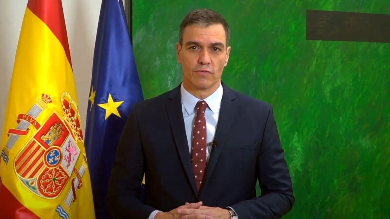 Rueda de prensa y declaración por la crisis migratoria