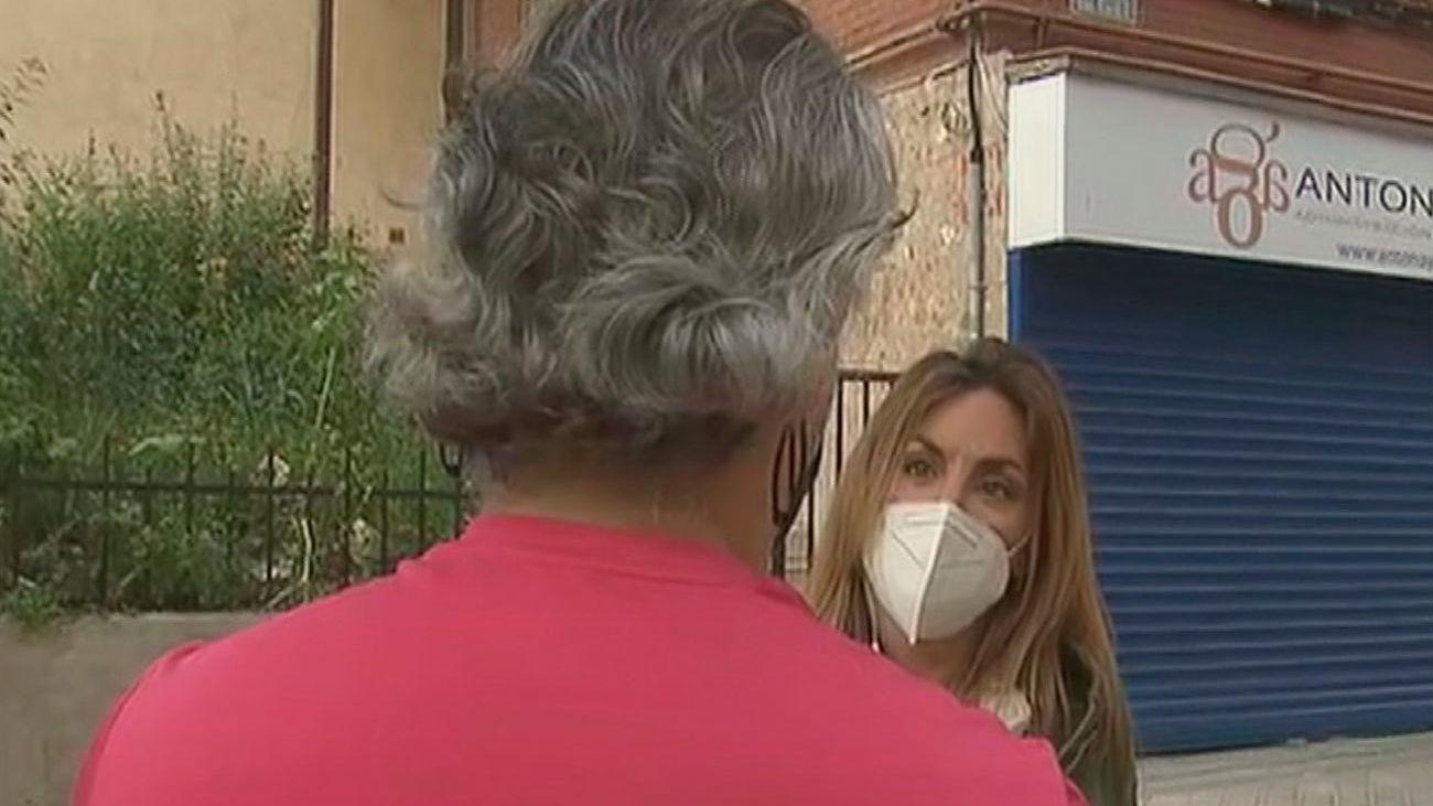 El contrato de una alarma permite a los okupas seguir en un piso en Hortaleza