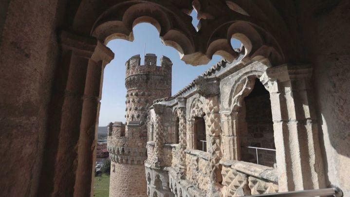 Madrid desde el aire: Entre castillos y palacios