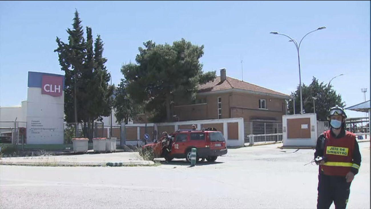 Un escape de gas en Villaverde provoca desalojos y cortes en tráfico y Cercanías