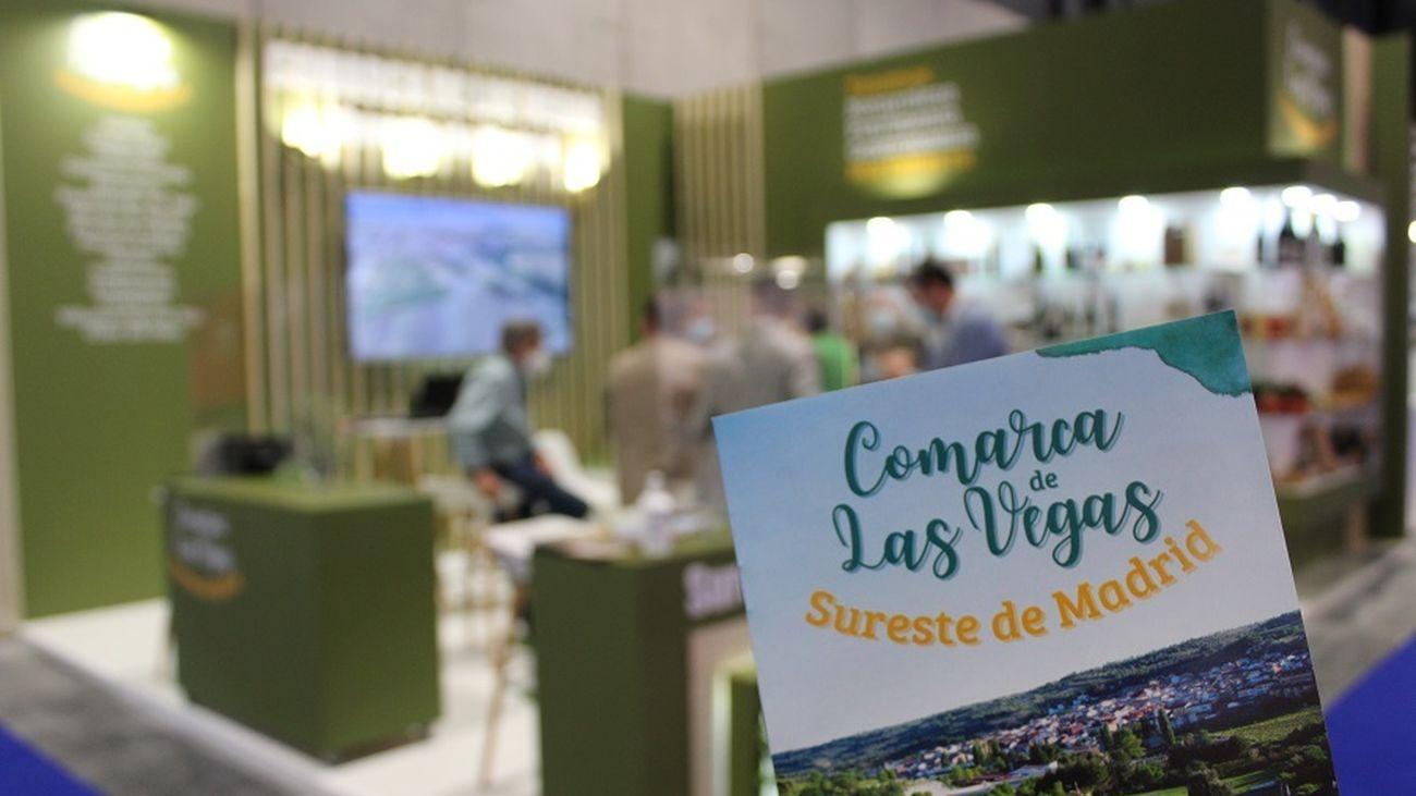 Guía de la comarca madrileña de Las Vegas en Fitur