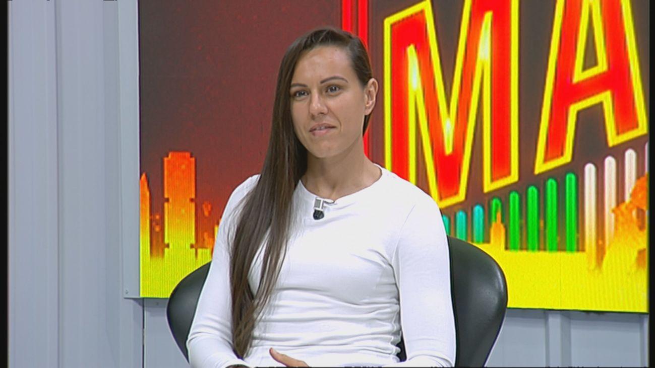 "La nueva ilusión de la boxeadora Joana Pastrana: ""Quiero destinar mi futuro al mundo del cine"""