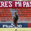 Simeone ya tiene once para el partido decisivo contra el Valladolid