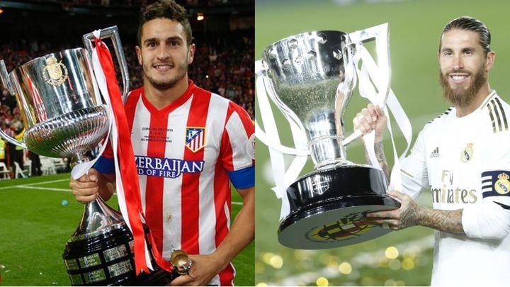 Así ganaron las Ligas en el último partido Atleti y Real Madrid